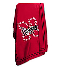 University of Nebraska Logo Chair Classic Fleece