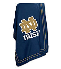 University of Notre Dame Logo Chair Classic Fleece