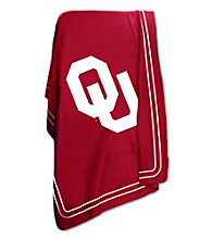 University of Oklahoma Logo Chair Classic Fleece