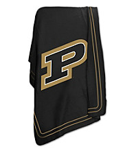 Purdue University Logo Chair Classic Fleece