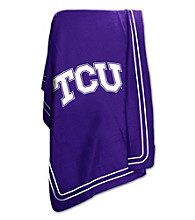 Texas Christian University Logo Chair Classic Fleece