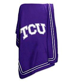 Texas Christian University Logo Chair Classic Fleece