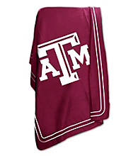 Texas A&M University Logo Chair Classic Fleece