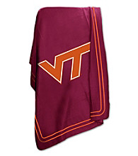Virginia Tech University Logo Chair Classic Fleece