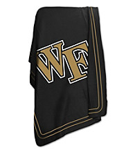 Wake Forest University Logo Chair Classic Fleece