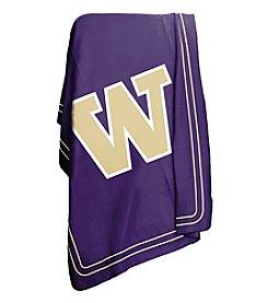 University of Washington Logo Chair Classic Fleece