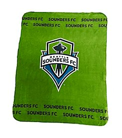 MLS Seattle Sounders Logo Chair Classic Fleece