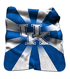 NCAA® University of Kentucky Raschel Throw