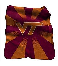 NCAA® Virginia Tech University Raschel Throw
