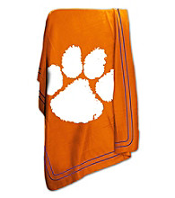 Clemson University Logo Chair Classic Fleece