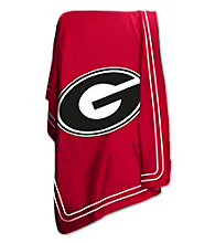 University of Georgia Logo Chair Classic Fleece