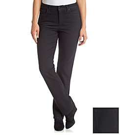 Jones New York Signature® Lexington Straight Leg Jean