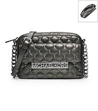 MICHAEL Michael Kors® Kim Studded Large Messenger Bag