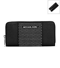 MICHAEL Michael Kors® Micro Stud Zip Around Continental Wallet