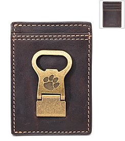 NCAA® Clemson University Men's Gridiron Multicard Wallet