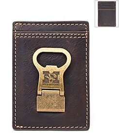 Jack Mason Men's University of Missouri Gridiron Multicard Wallet