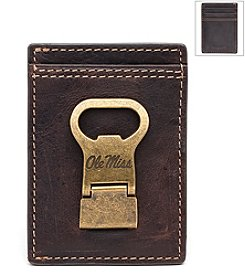 Jack Mason Men's University of Mississippi Gridiron Multicard Wallet