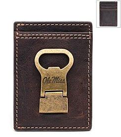 Jack Mason Men's University of Mississippi Gridiron Multicard Wallet