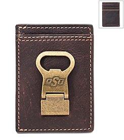 Jack Mason Men's Oklahoma State University Gridiron Multicard Wallet