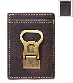 Jack Mason Men's University of South Carolina Gridiron Multicard Wallet