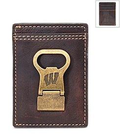 NCAA® University of Wisconsin Gridiron Multicard Wallet