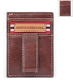 Jack Mason Men's University of South Carolina Tailgate Multicard Wallet