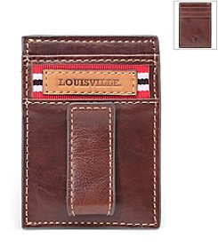 Jack Mason Men's University of Louisville Tailgate Multicard Wallet