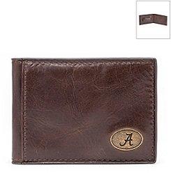 Jack Mason NCAA® Alabama Crimson Tide Legacy Flip Bifold Wallet