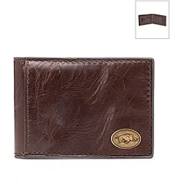 NCAA® University of Arkansas Legacy Flip Bifold Wallet