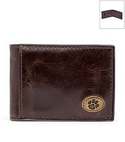 NCAA® Clemson University Men's Legacy Flip Bifold Wallet