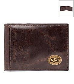 Jack Mason Men's Oklahoma State University Legacy Flip Bifold Wallet