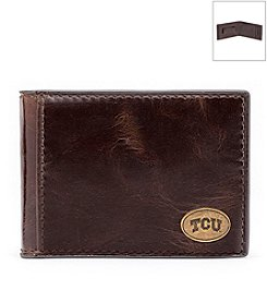 NCAA® Texas Christian University Legacy Flip Bifold Wallet