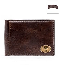 Jack Mason Men's Texas Tech University Legacy Flip Bifold Wallet
