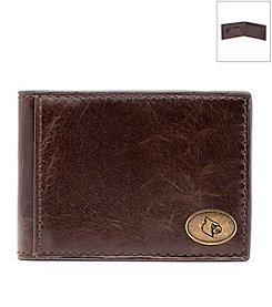 Jack Mason Men's University of Louisville Legacy Flip Bifold Wallet