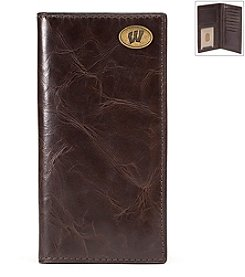 Jack Mason Men's University of Wisconsin Legacy Tall Wallet
