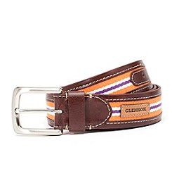 NCAA® Clemson University Men's Tailgate Belt