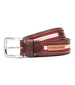 NCAA® Florida State University Men's Tailgate Belt