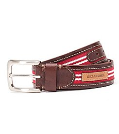 NCAA® University of Oklahoma Tailgate Belt