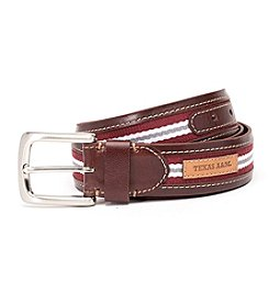 Jack Mason Men's Texas A&M University Tailgate Belt