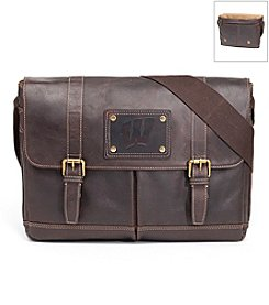 Jack Mason Men's University of Wisconsin Gridiron Messenger Bag