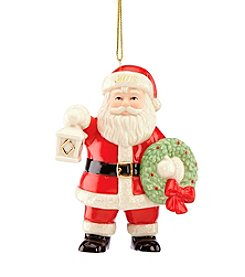 Lenox® 2015 Santa Lighting the Way Ornament