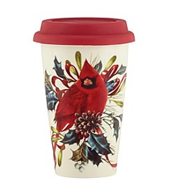 Lenox® Winter Greetings Travel Mug