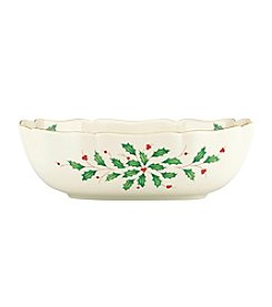 Lenox® Holiday Archive Large Fluted Bowl