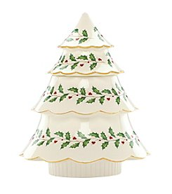 Lenox® Holiday Tree Cookie Jar