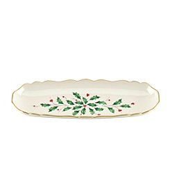 Lenox® Holiday Archive Cracker Tray
