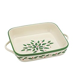 Lenox® Holiday Square Baker