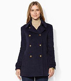Lauren Ralph Lauren® Military Pea Coat