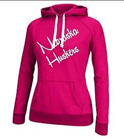 J. America® Women's University of Nebraska Single Dye Hoodie