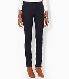 Lauren Ralph Lauren® Stretch Straight Pant