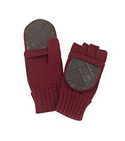 Lauren Ralph Lauren Quilted Nappa Glove Mitt